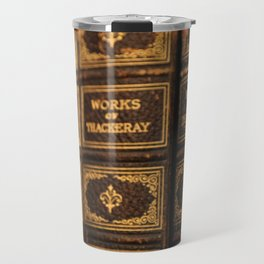 Antique Books - Thackeray Travel Mug