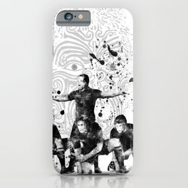 The Haka - 3 iPhone Case