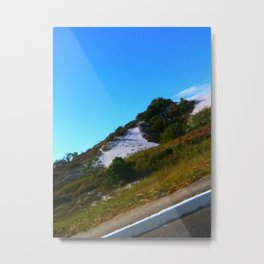 Dunas Metal Print