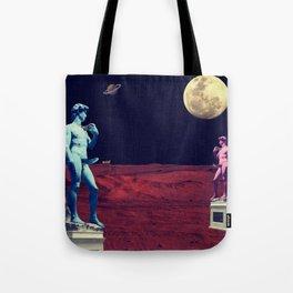 Gay Planet Tote Bag