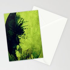 Circle of flowers II Stationery Cards