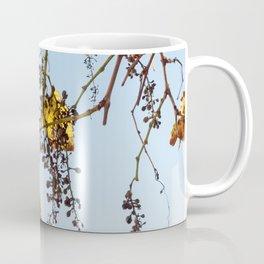 Autumn grapes Coffee Mug