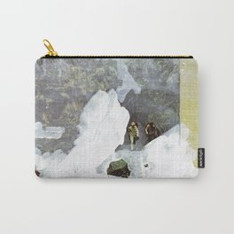 walking through the mist Carry-All Pouch