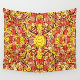 Lazy Crazy Hazy Days of Summer Wall Tapestry