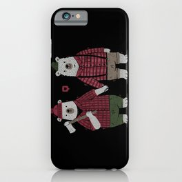 My Bear Valentine iPhone Case