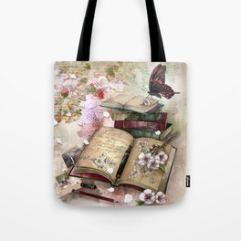 little pieces of me Tote Bag