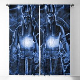 LORD ANUBIS Blackout Curtain