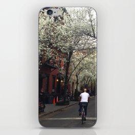 West Village I iPhone Skin