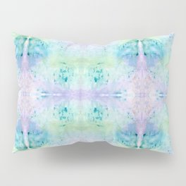 Under Water Leaves Pillow Sham