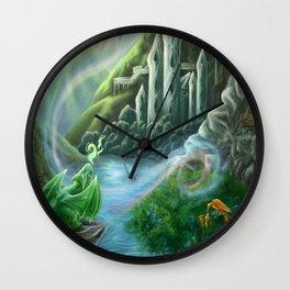 Prima Fiamma Wall Clock