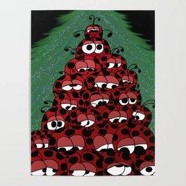 The Ladybug Holiday Fest Poster