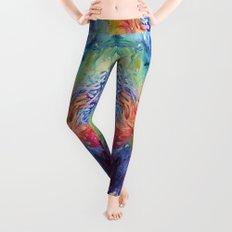 Coralized Leggings