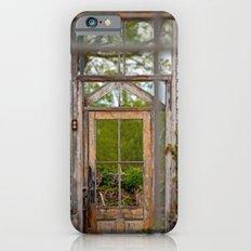 Thru Times Window iPhone 6s Slim Case