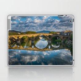 Bridge of Reflections Laptop & iPad Skin
