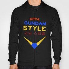 Gundam Style Hoody