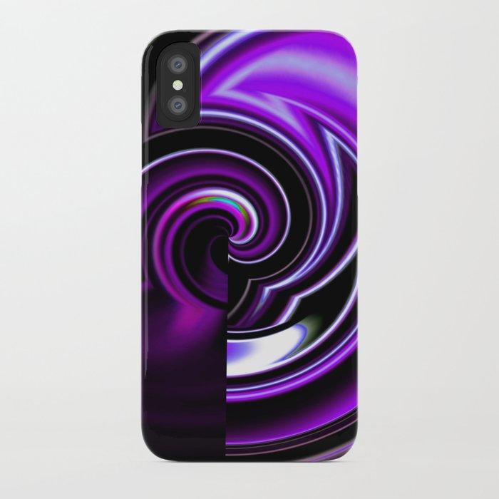 Niyquists Orbit iPhone Case