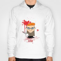 dexter Hoodies featuring Dexter by Gianluca Gentile