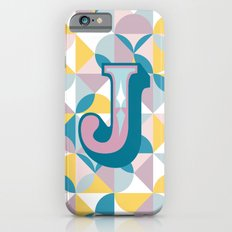 Letter J iPhone 6s Slim Case