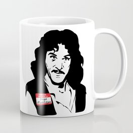 Hello, My Name is Inigo Montoya Coffee Mug