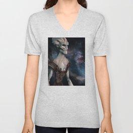 Alien Hero Unisex V-Neck