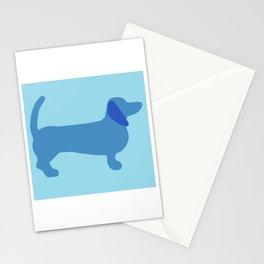 Dachsund K.1 Stationery Cards