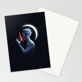 The Man Who Laughs Stationery Cards