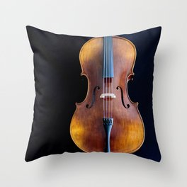 Make Music Throw Pillow