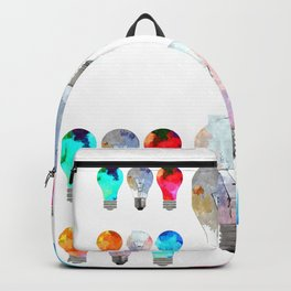 Light Bulbs Backpack