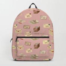 Vintage Mail Backpack
