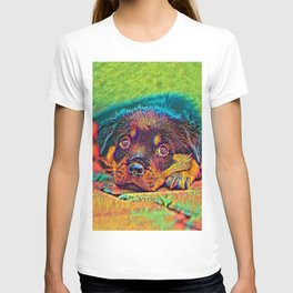 AnimalColor_Dog_002_by_JAMColorfs T-shirt