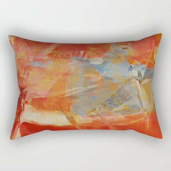 O Sal da Terra Rectangular Pillow