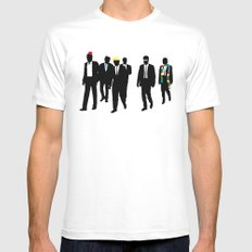 Every Doctor Has His Day MEDIUM Mens Fitted Tee White