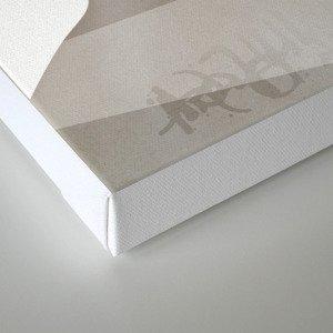 scratch 3D Canvas Print