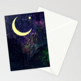 Magick Nite Stationery Cards