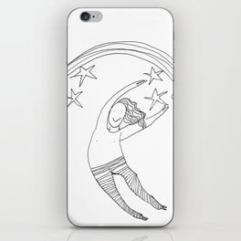 Leaps and Bounds iPhone Skin