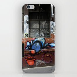 Hosier Lane 2 iPhone Skin