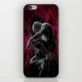 full of disappointment iPhone Skin