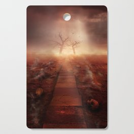The path of the dead Cutting Board