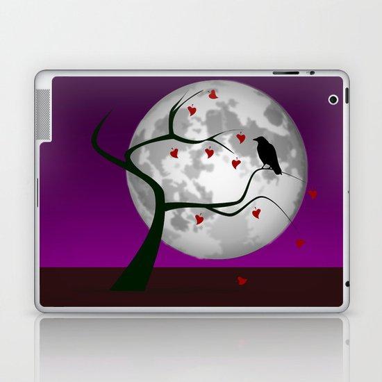Lonely portend Laptop & iPad Skin