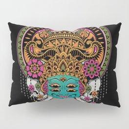 The Mask Dancer Pillow Sham