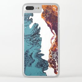 It Takes Two To Tango Clear iPhone Case