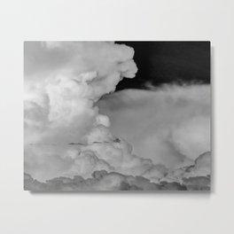 """Cloud Art"" - Desert Monsoon Sky by Murray Bolesta! Metal Print"