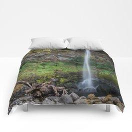 Elowah Falls, Oregon Comforters