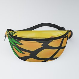 Plucky Pineapple Fanny Pack