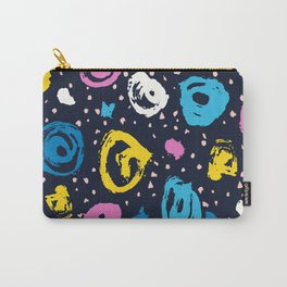 Brush color circle and blot Carry-All Pouch
