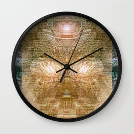 Zorb - The universe Wall Clock