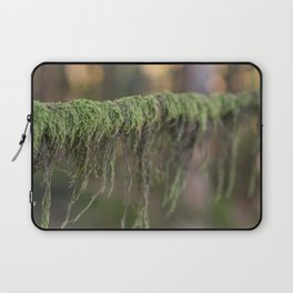 Moss on a branch Laptop Sleeve