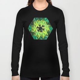 Forest Hues Long Sleeve T-shirt