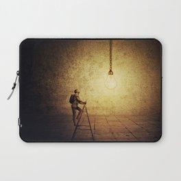 idea achievement Laptop Sleeve