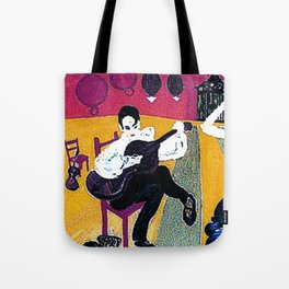 Spanish Afternoon        by Kay Lipton Tote Bag